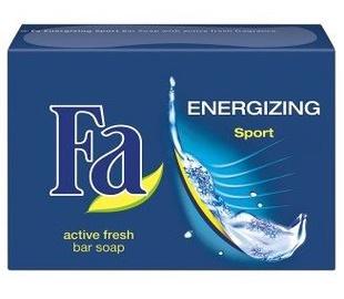 Ziepes Fa Energizing Bar Soap 90g
