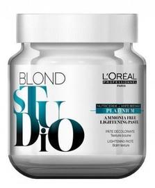 L`Oréal Professionnel Blond Studio Platinium Ammonia Free Lightening Paste 500ml
