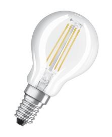 LED SP.OSRAM FIL.P45 4W E14 2700K 470 LM