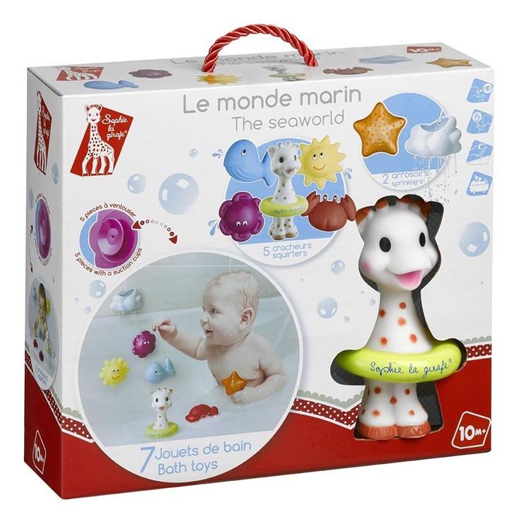 Vannas rotaļlieta Vulli Sophie La Girafe Sophies Sea World 523428