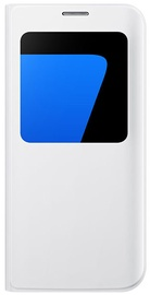 Samsung S-View Cover For Samsung Galaxy S7 Edge White