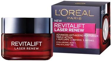 Sejas krēms L´Oreal Paris Revitalift Laser Renew Advanced Anti-Ageing Day Cream, 15 ml