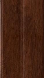 Poli-Eco PVC Strip Kornerflex 3m Walnut