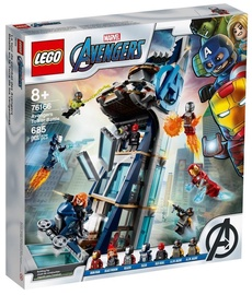 Конструктор LEGO®Super Heroes 76166 tbd-Avengers-classic-AT
