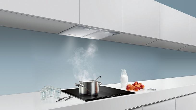 Iebūvēts tvaika nosūcējs Siemens iQ300 LB55565 Metallic Silver