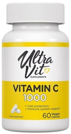 UltraVit Vitamin C 1000 60 Caps
