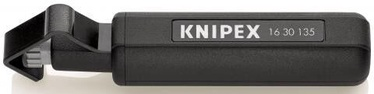 Knipex Cable Stripper 1630135SB For Spiral Cutting Black
