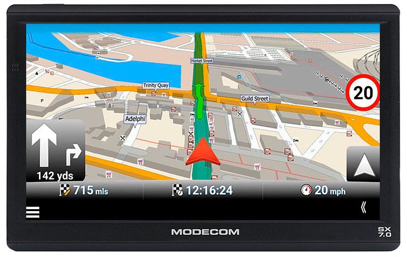 Modecom FreeWay SX7.0 + MapFactor EU