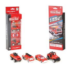 Automašīnas SN Fire Engine Car Set