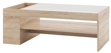 Kafijas galdiņš Szynaka Meble Cores Sonoma Oak, 1100x600x400 mm