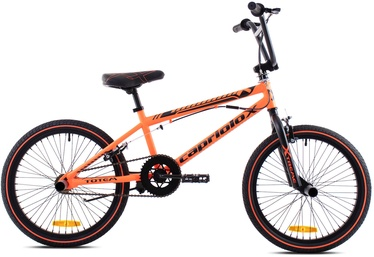 "Capriolo BMX Totem 10.5"" 20"" Orange Black 19"