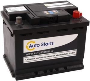 Akumulators A Starts, 12 V, 60 Ah, 540 A