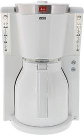 Kafijas automāts Melitta Look Therm Selection 1011-11 White