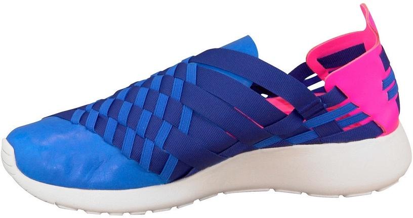 Nike Running Shoes Roshe One 641220-400 Blue 36.5