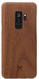 Woodcessories Slim Back Case For Samsung Galaxy S9 Plus Walnut