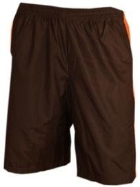 Bars Swimming Shorts Black/Orange 204 2XL