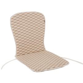 Krēslu spilvens 485280, bēša/smilškrāsas, 74 x 38 cm