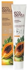 Zobu pasta Ecodenta Organic Whitening With Papaya Extract, 75 ml