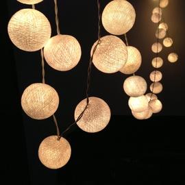 Virtene XY-BL2-10B, 10 LED, dzeltens, 1 m