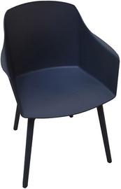 Verners Grosseto Chair 53.5x56x84cm Blue