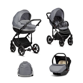 Универсальная коляска Tutis Mimi Style 2021 332, серый