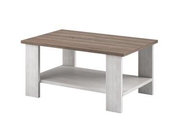 Kafijas galdiņš Idzczak Meble Newada 08 Northland/Sonoma Oak Trufla, 1100x700x550 mm