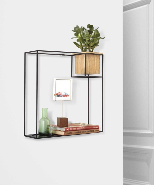 Umbra Cubist Display Shelf Large Sand