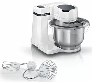 Virtuves kombains Bosch MUMS2EW00 White