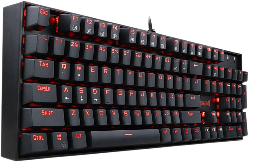 Redragon K551 Mechanical Gaming Keyboard Black
