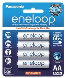 Panasonic Rechargeable Eneloop AA Battery BK-3MCCE/4BT