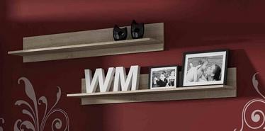 Cama Meble Soho 125 Shelves Sonoma Matte Oak