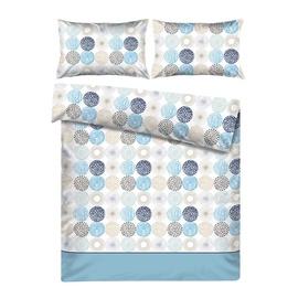 Комплект постельного белья Okko HAR/6867, многоцветный, 200x220