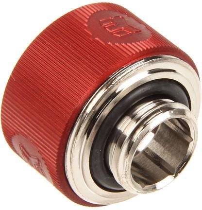 EK Water Blocks EK-HDC Fitting 16mm G1/4 Red