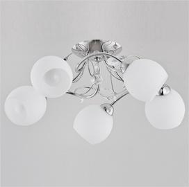 Griestu lampa Alfa Livia 21525 50x20cm E14 5x40W