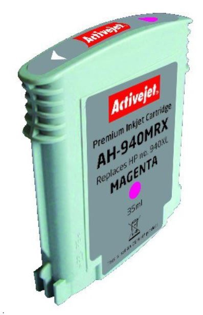 ActiveJet Cartridge AH-940MRX For HP 35ml Magenta