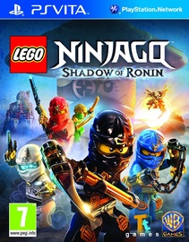 LEGO Ninjago: Shadow Of Ronin PSV