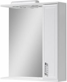 Julius Trading Rio 65 Z0021RIOr Cabinet with Mirror 650x750x165mm White