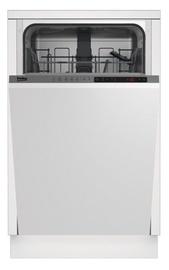 Bстраеваемая посудомоечная машина Beko DIS25013