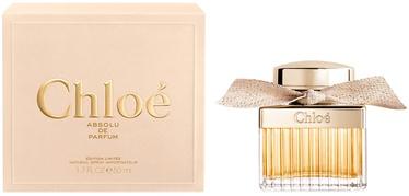 Парфюмированная вода Chloe Absolu de Parfum 50ml EDP
