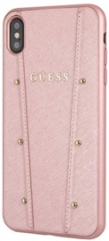Guess Kaia Series Back Case For Apple iPhone XS Max Rose Gold