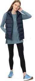 Sieviešu veste Audimas, tumši zils, XL