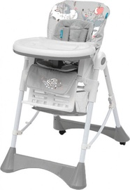 Baby Design Pepe New High Chair Gray 07