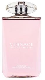 Versace Bright Crystal 200ml Shower Gel
