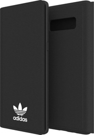 Adidas Booklet Case For Samsung Galaxy Note 8 Black
