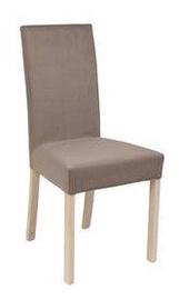 Ēdamistabas krēsls Black Red White VKRM 2 Beige