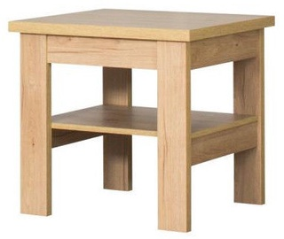 Kafijas galdiņš Bodzio S37 Dark Sonoma Oak, 600x600x590 mm