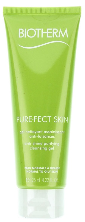 Biotherm Purefect Skin Cleansing Gel 125ml