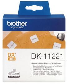 Этикет-лента для принтеров Brother DK-11221