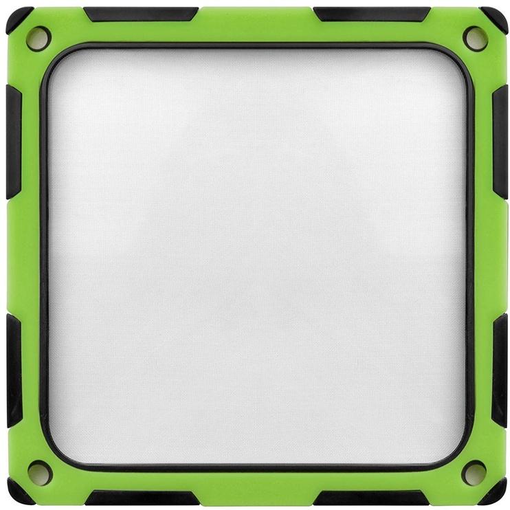Silverstone SST-FF124BV-E Dust Filter 120mm Black/Green