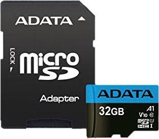 ADATA Premium microSDHC 32GB UHS-I V10 Class 1 + Adapter